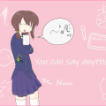 You can say anything! – サムネ1